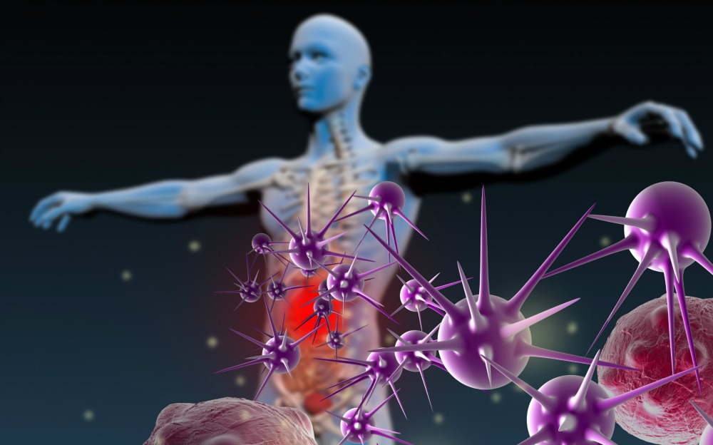 inflammation damages the immune system