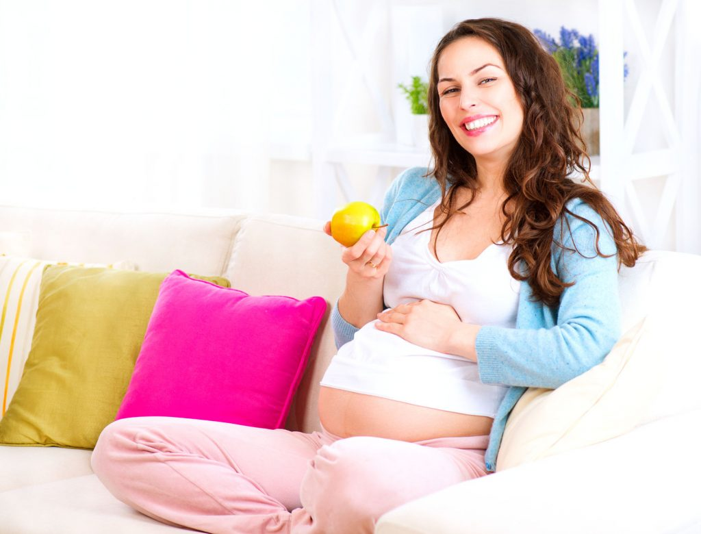 a wellness pregnancy event
