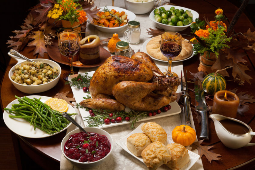 Dr. Cannizzaro gives healthy holiday food tips.
