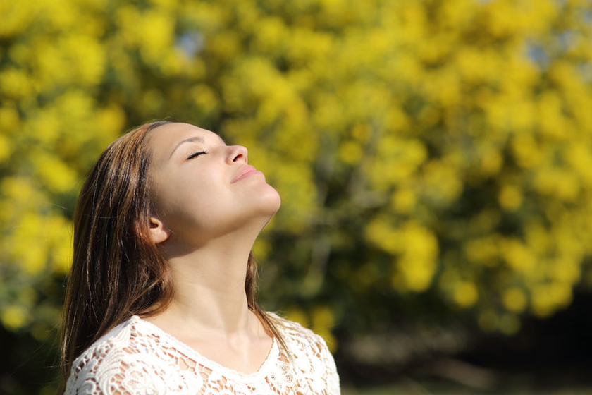 Asthma sufferers can breathe easy with natural therapies.